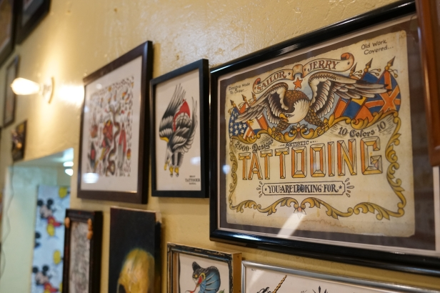 Dedicated to preserving the rich tattoo history!